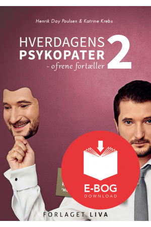 Hverdagens Psykopater 2 - Ofrene fortæller: E-bog