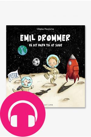 Emil drømmer - få dit barn til at sove (lydbog)