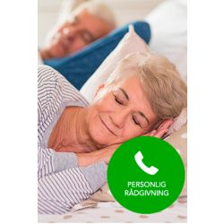 PERSONLIG RÅDGIVNING om din søvn