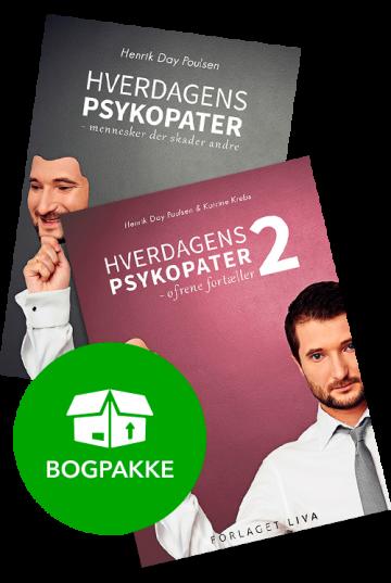 Bogpakke: Hverdagens Psykopater