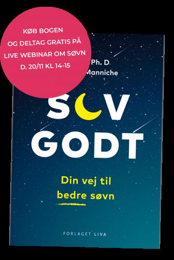 SOV GODT + LIVE WEBINAR