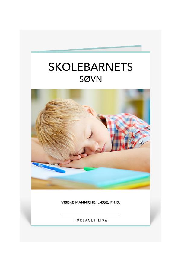 Skolebarnets søvn (pjece) af Vibeke Manniche