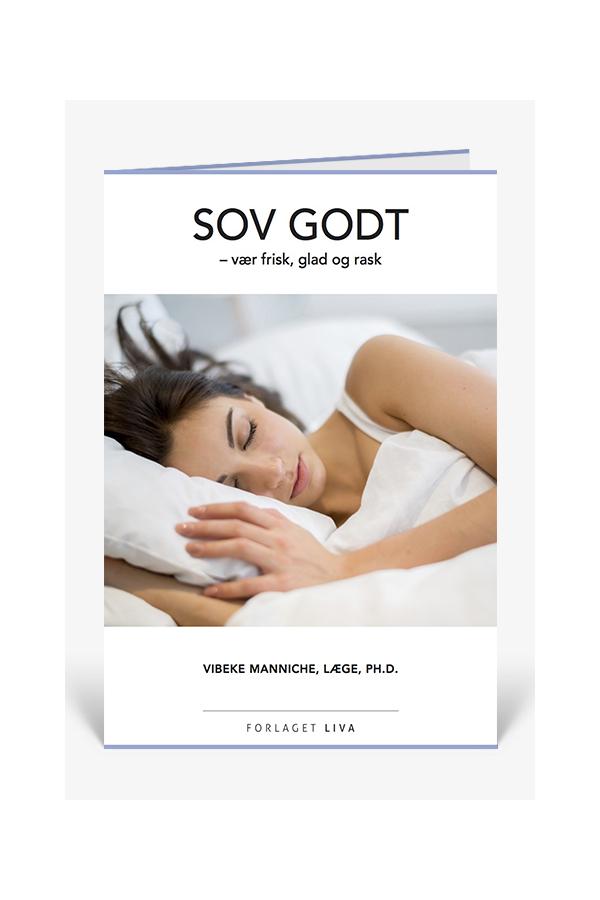 Sov godt - vær frist, glad og rask (pjece af Vibeke Manniche)